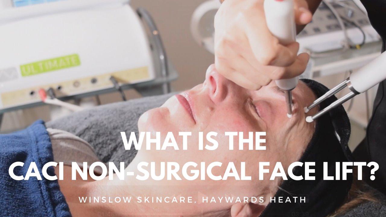 CACI Non-Surgical Face Lift